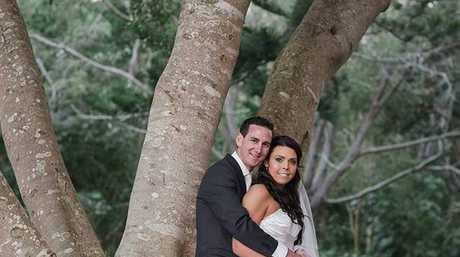 Scott and Leanna Dixon married May 16 at Twin Waters Golf Club. Honeymoon: Malolo Island, Fiji Bridesmaids: Jessica and Jodie Groomsmen: Justin and Al. Photographer - Emma Nayler Photography Scott has lived on the Sunny Coast for 14 years Leanna moved a few years ago.