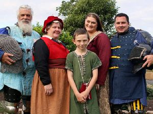 Middle Ages brought to life in Maryborough