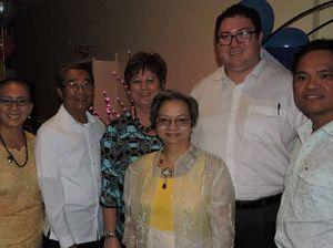 Ambassador visit thrills community on Philippine day