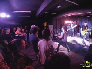 Live Room opening night