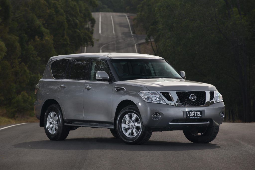 PREPARE TO PAY: Of the cars surveyed, Nissan's Patrol Y62 ST-L 4WD with petrol V8 proved the most expensive car to run, with an annual cost of $23,059.66