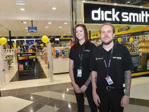Dick opens new store
