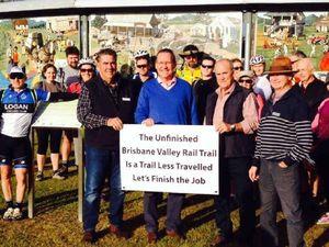 Rail Trail's future on right track