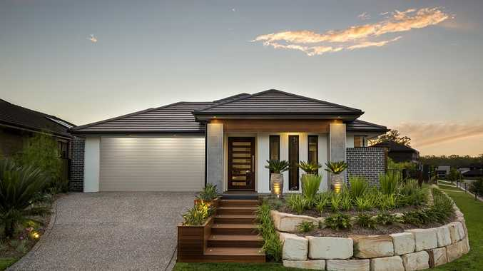 Optimise your home's facade if you want to create a great first impression.