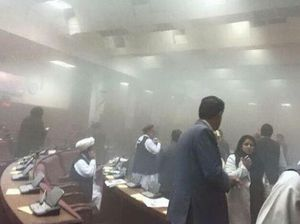 Taliban claim responsibility for attack on Afghan Parliament