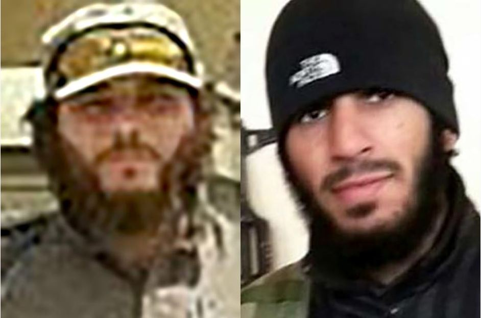 Believed killed while fighting in Iraq ... Khaled Sharrouf (left) and Mohamed Elomar.