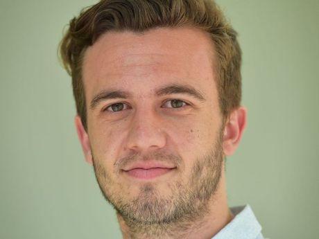 Sunshine Coast Daily journalist Luke Simmonds.