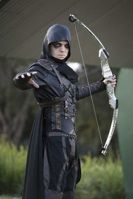 Learn the secrets of Cosplay at a school holiday workshop.