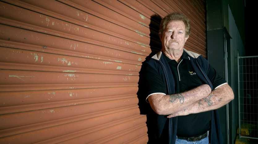 Lyle Reed, Gatton. Photo Inga Williams / The Queensland Times