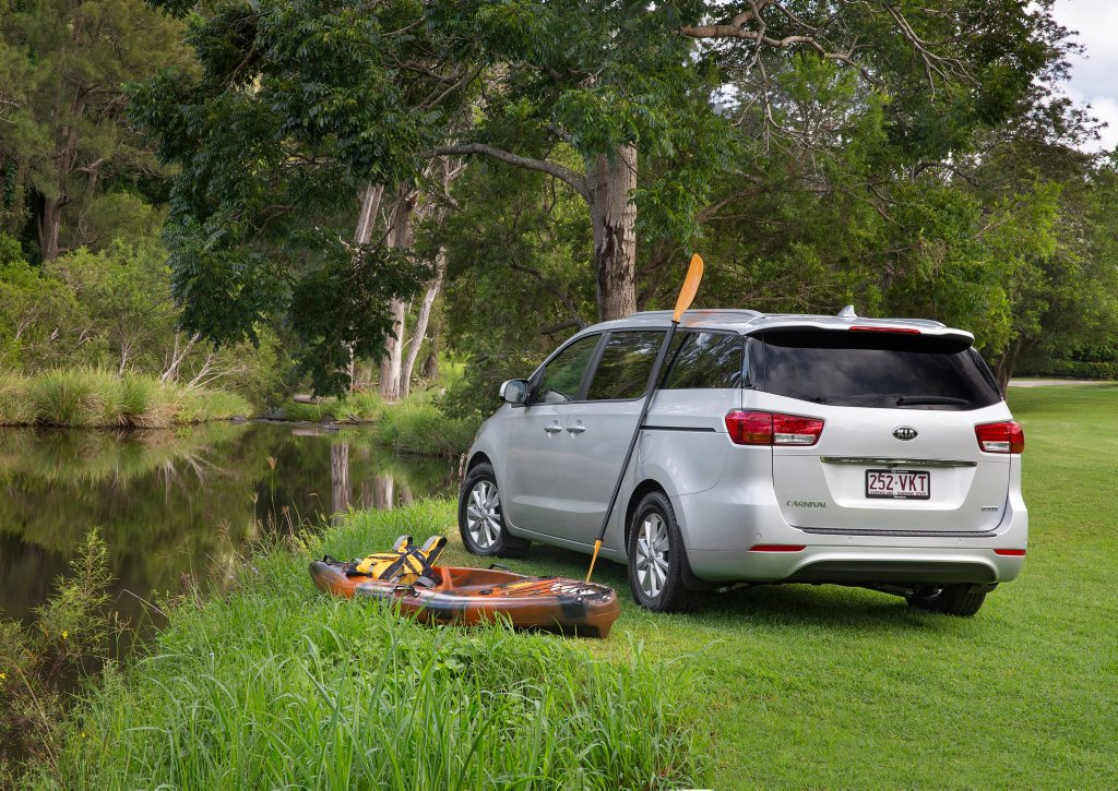 2015 Kia Carnival Photo: Contributed