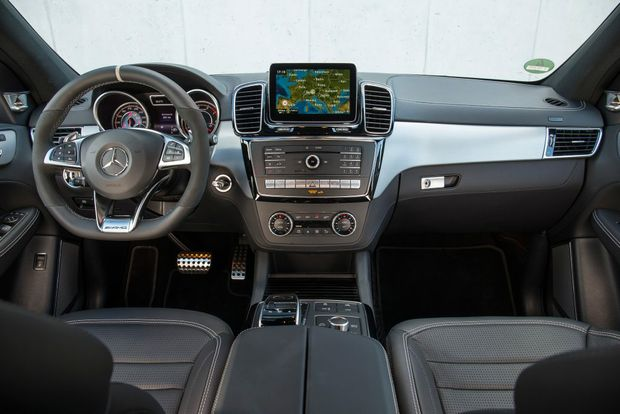 2015 Mercedes-Benz GLE Photo: Contributed