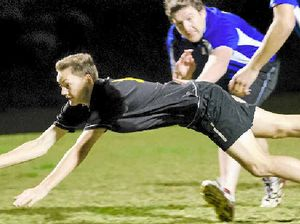 Action-packed end to Gympie's touch football season