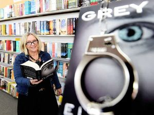 Erotica readers turn 50 Shades as new book launches