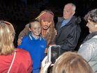 More pics, videos: Johnny Depp fever hits Tweed