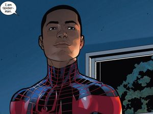 Marvel makes Miles Morales the first black Spider-Man