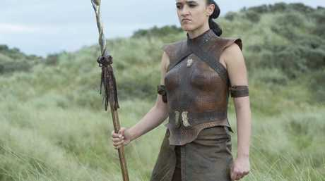 Keisha Castle-Hughes stars as Obara Sand in the TV series Game of Thrones (s5).