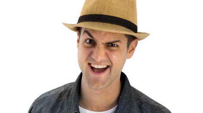 Venezuela-born comedian Ivan Aristeguieta is part of this year's Melbourne International Comedy Festival Roadshow coming to Ballina.