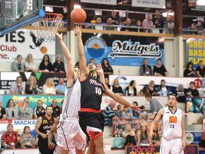 Basketball: Mackay Meteors