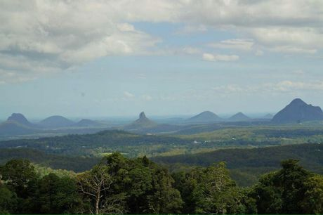 Beaches not your thing? Here are our Glasshouse Mountains