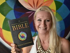 Michelle Lightworker is a lightworker. She has written a manual for everyday living, a non-religious replacement for the Bible, called The Everyday Lightworker Bible.