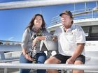 READY: Brian and Jill Perry on Quick Cat 2 are ready for a bumper whale season.