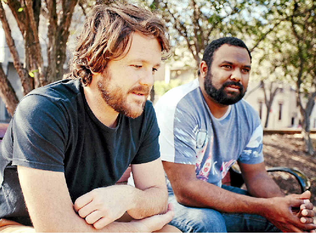 LIVE MUSIC: Country boys turned famed duo Busby Marou are coming to town.