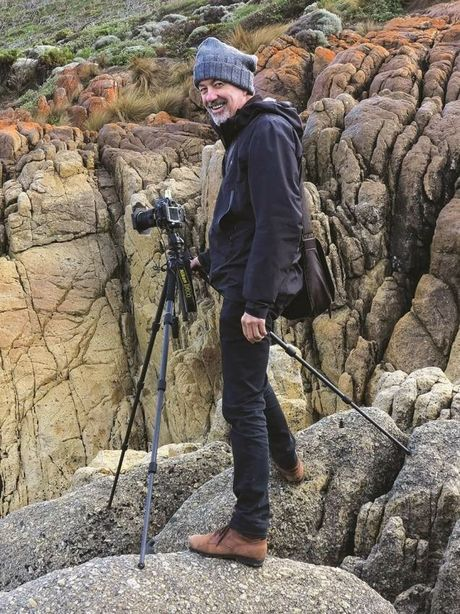 Robin Riddle went from CEO to a photographer to follow his dreams.