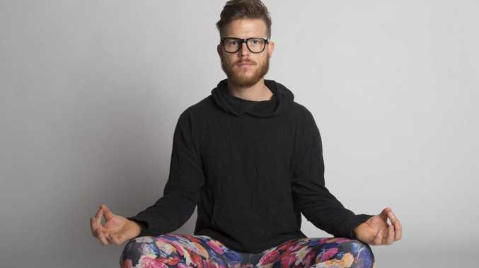 The original Bondi Hipster Adrian Archer knows fashion.
