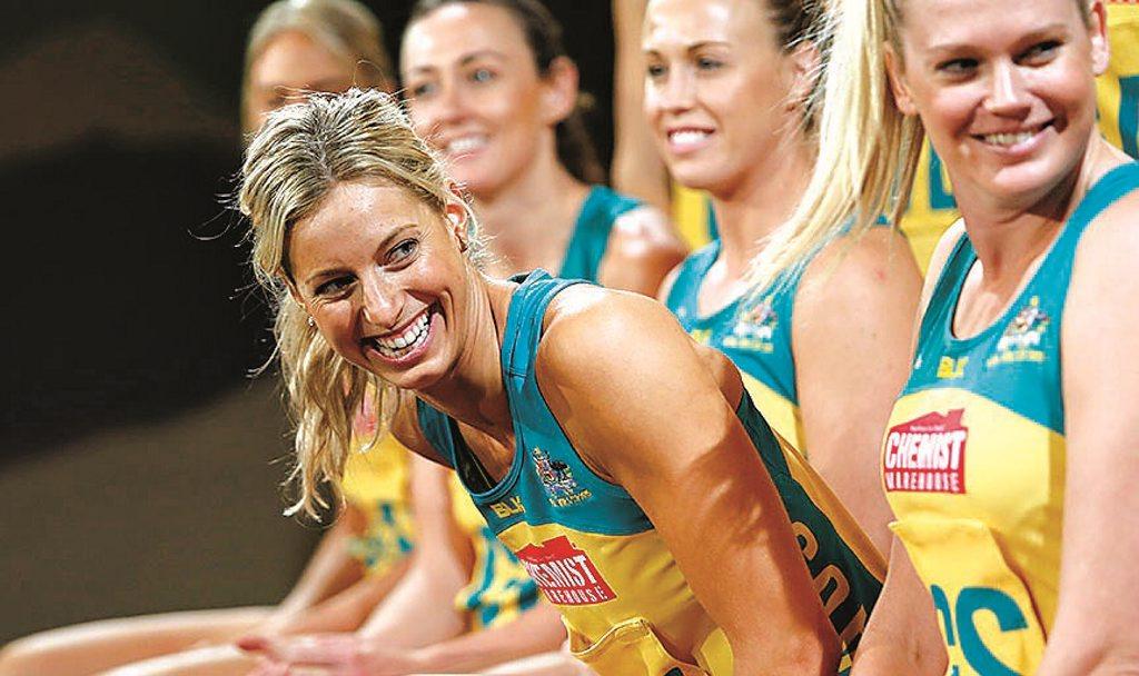 Allora netballer Laura Geitz will lead the Australian Diamonds into the Netball World Cup in Sydney on Friday night.