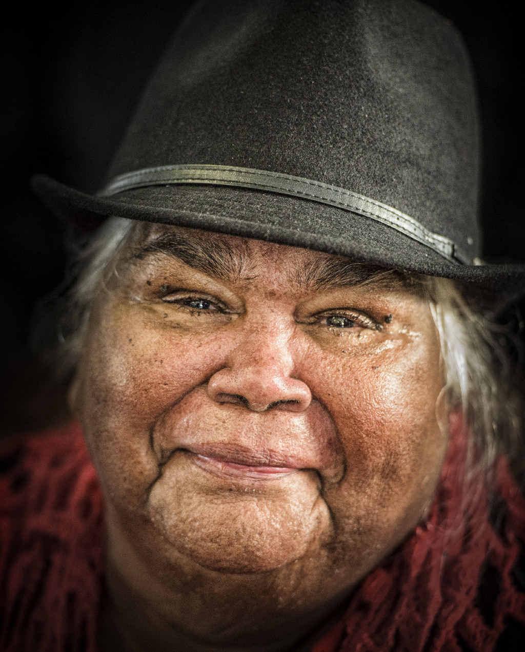 Aunty Lillian Williams.
