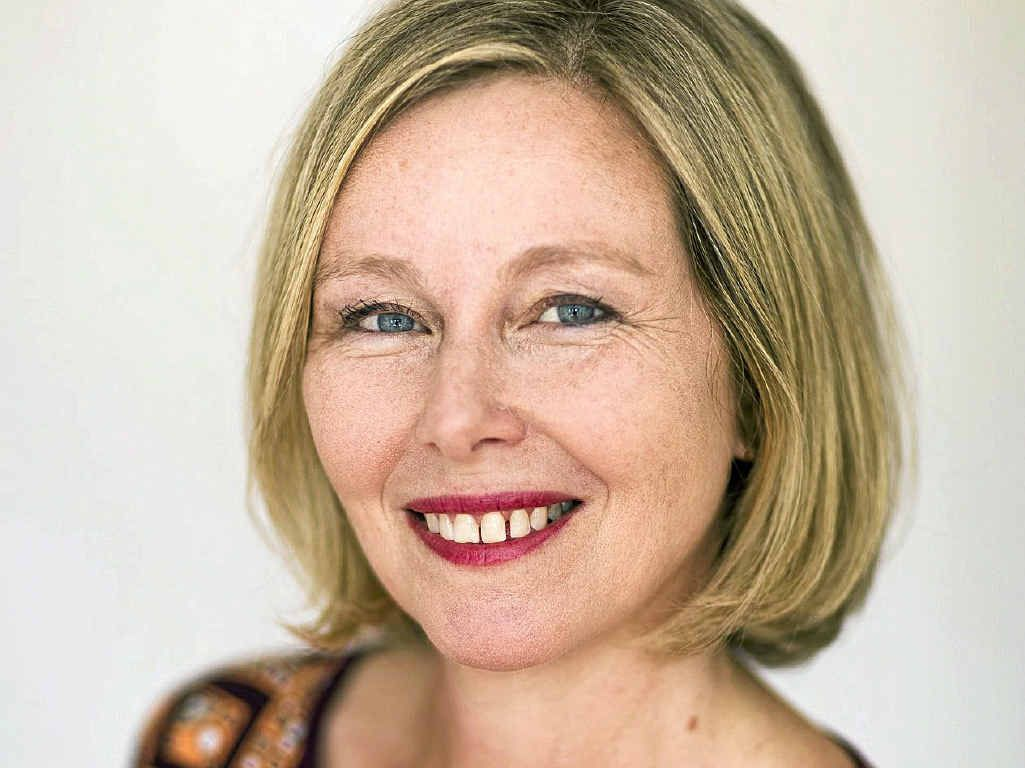 Jayne Anderson, author of Working It Out.