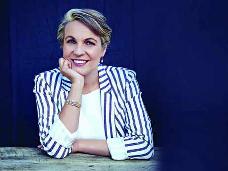 Federal Deputy Opposition Leader Tanya Plibersek finds a way to juggle parenting with a demanding career.
