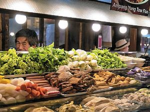Eating your way around Singapore's hawker stalls