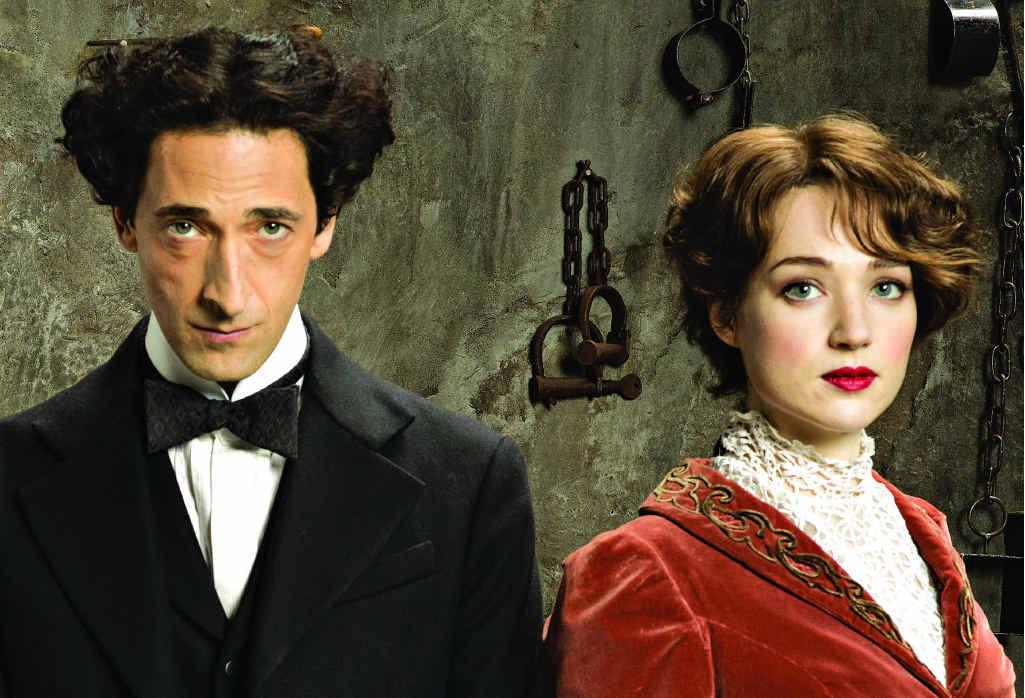Adrien Brody and Kristen Connolly star in Houdini.