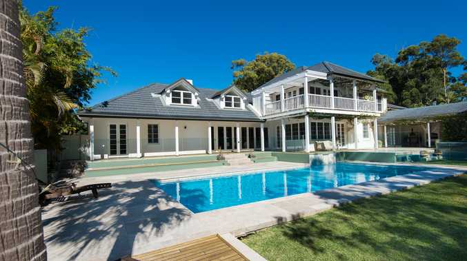 SOLD!: This seven bedroom residence on Charlesworth Bay Rd sold under the hammer for $2.65 million.
