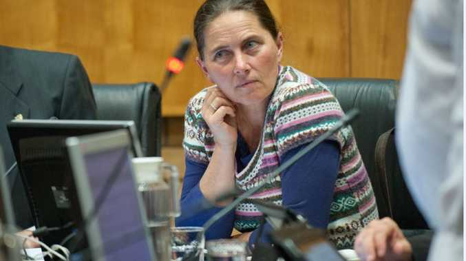 Deputy mayor Sally Townley indicated prepared statements may show councillors have done their homework before meetings.