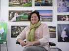 Melissa Halliday is artist of the month at Iluka Emporium