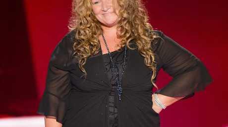 The Voice Australia contestant Gail Page.