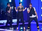 The Voice Australia coaches Joel Madden, Jessie J and Ricky Martin perform Bang Bang.