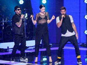 Jessie J brings some heat to the return of The Voice