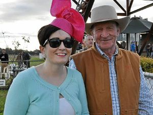 GALLERY: Punters frock up for day at track