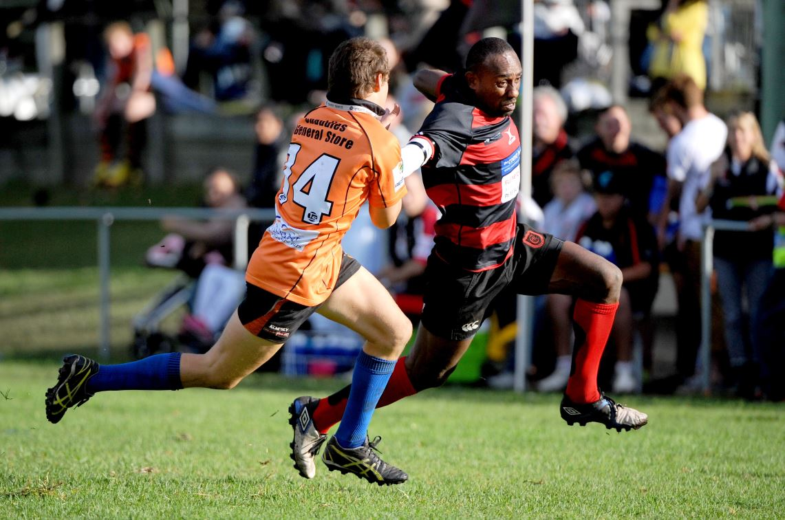 Coffs Rugby's biggest drawcard Waqa Yaya and his team have hit top gear after months in the doldrums.