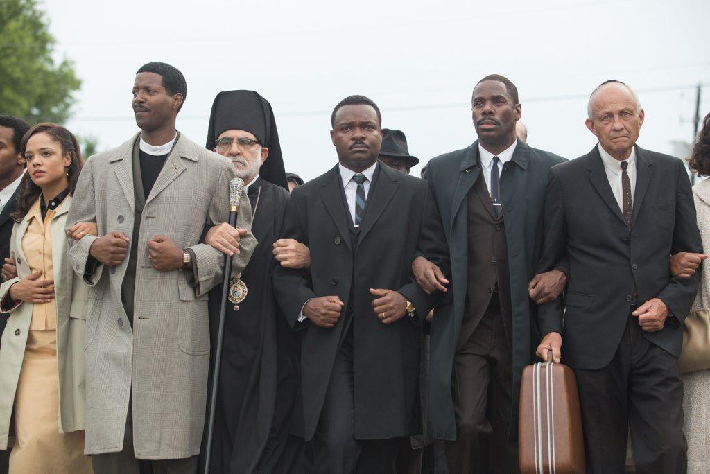 A scene from Selma.
