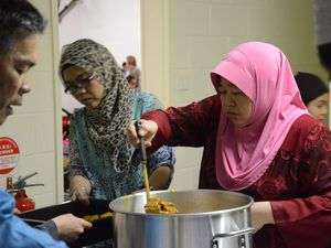 PHOTOS: Faiths come together in Gladstone for Ramadan