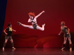Queensland ballet flying high with swashbuckling Peter Pan