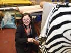 Students learn art of upholstery at McGregor Winter School