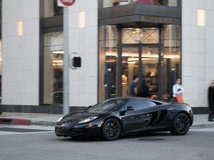 McLaren's 12C a technological tour de force