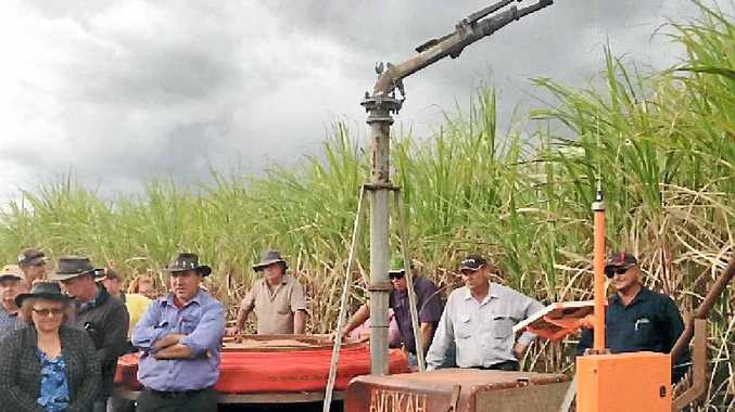 TECH CHECK: Farmers inspect high pressure irrigators using sensors and telemetry in South Isis.