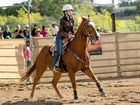 All the action from the weekends Barrel Racing competition