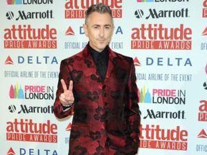 Alan Cumming led celebrations at the Attitude Pride Awards